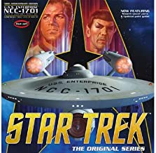 1/350 Star Trek The Original Series Enterprise NCC-1701 50th Anniversary Edition Model Kit
