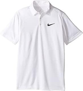 Nike B Nk Dry Polo de Manga Corta de Tenis, Niños: Amazon.es: Ropa ...