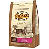 Nutro - Pienso para Gatos Natural Choice Light Pavo 1,5 kg