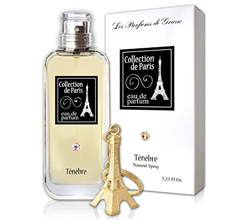 Eau de Parfum Creations Eleven Paris Luxe Tenebre per uomo, 100 ml