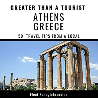 Greater Than a Tourist - Athens Greece audiobook cover art