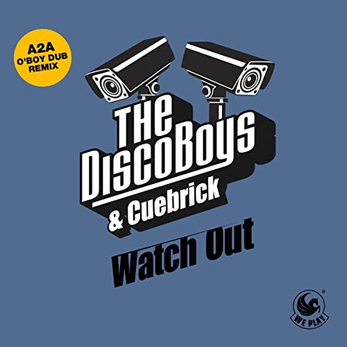 The Disco Boys & Cuebrick