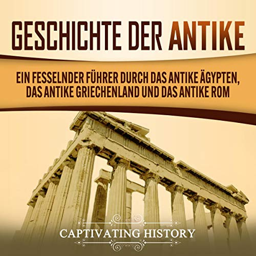 Geschichte der Antike Titelbild