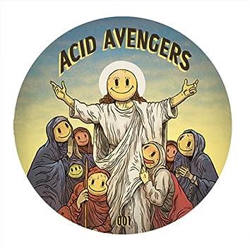 Acid Avengers 001