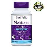 Natrol Melatonin Medicinal Sleep Aids (Time Release 5mg 250 Tablets)