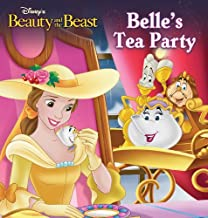 Beauty and the Beast: Belle's Tea Party (Disney Short Story eBook)