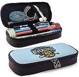 Estuche Papelería funcional Bolsas para bolígrafos de alta capacidad Estuche para maquillaje Bolsa para oficina escolar Caja portátil Charleston RiverDogs
