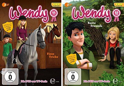Wendy - DVD zur Zeichentrick TV-Serie (11+12) im Set - Deutsche Originalware [2 DVDs]
