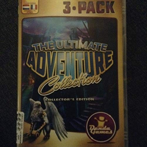 THE ULTIMATE ADVANTURE COLLECTION collector's edition (pack 3mysteres et objets - LANGUE FR) dark romance: romeo and juliette/ mystery tales: handman returnd / LABYRINTH OF THE WORLD:the devils tower
