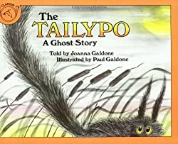 The Tailypo - a ghost story