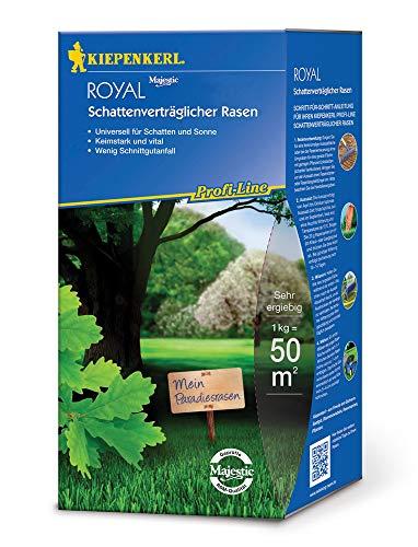 Rasensamen - Profi-Line Royal - Schattenverträglicher Rasen (1 kg) von Kiepenkerl