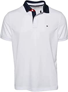 Men's Sport Moisture Wicking Polo Shirt with Quick Dry...