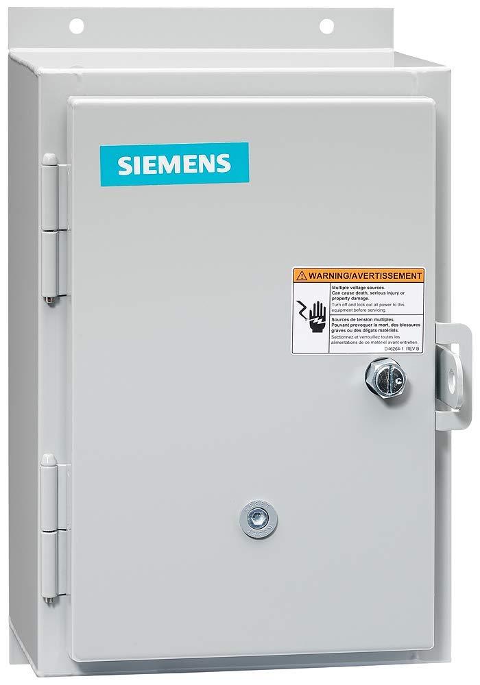 Siemens 14CUC820F Heavy Outstanding Duty Motor Starter mart State Solid Overload