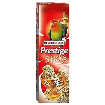 Versele Laga - Sticks Friandise Grandes Perruches Noix Et Miel 140G