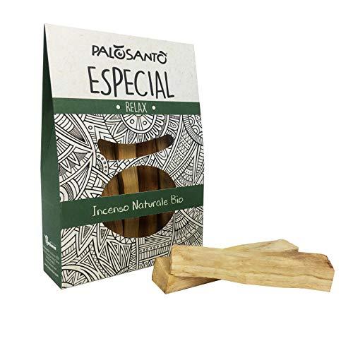 Incienso Natural Palo Santo - Palitos Variedad Especial - 5 Palitos - Aroma para la...