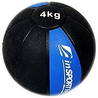 Balón medicinal puedo vivir pelota de gimnasia en varias tallas, New Talla:4Kg
