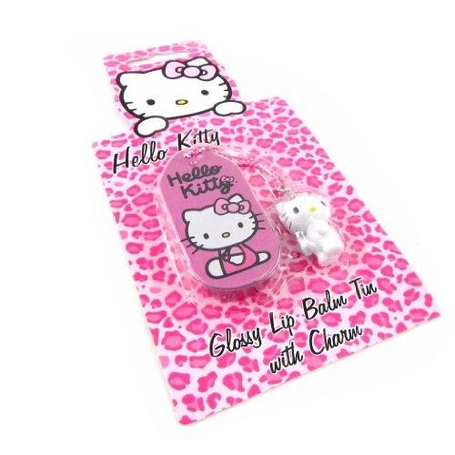 Hello Kitty [H2789] - Brillo 'Hello Kitty' rosa accesorio del teléfono +.