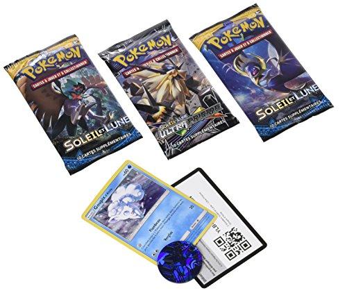 Pokémon Mond und Sonne–Karten zum Sammeln–Ultra-prisme