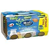 Hero Baby Buenas Noches - Tarrito De Pescado 1140 g - Pack de 3