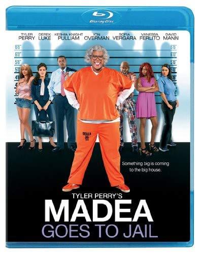 Tyler Perry's Madea Goes to Jail [Blu-ray] [Importado]