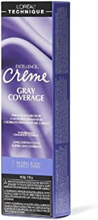 L'oreal Excellence Creme Permanent Hair Color, Natural Black No.3, 1.74 Ounce
