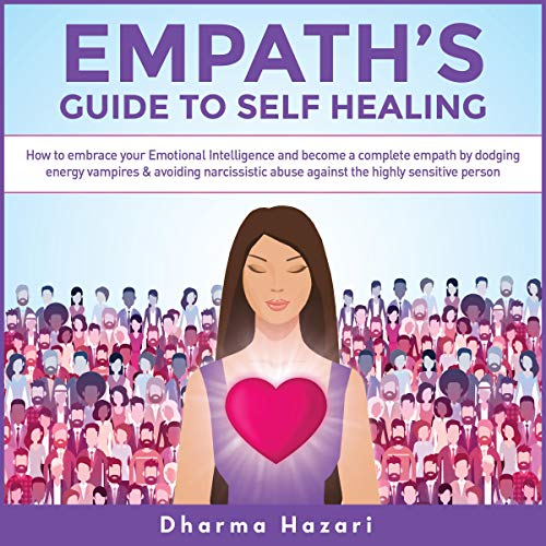 Empath's Guide to Self Healing audiobook cover art