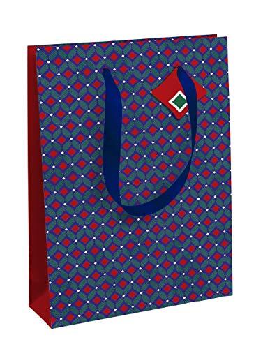 Clairefontaine 27069-2C - Un sac cadeau large 26,5x14x33 cm 210g, Wax