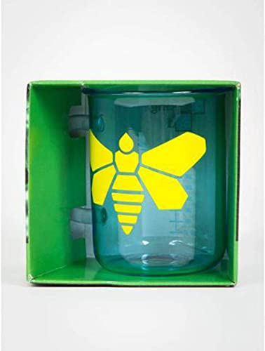 Breaking Bad Beaker Moth Coffee Mug