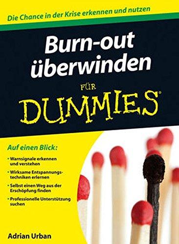 Burn-out überwinden für Dummies