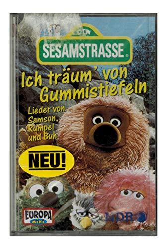Sesamstrasse-Ich Träum' Von [Musikkassette]