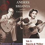 Segovia & Zeitgenossen Vol.3 - ndres Segovia