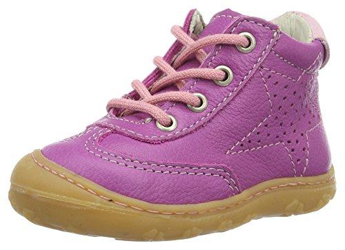 Ricosta Baby Mädchen Sami Sneaker, Pink (Candy), 22 EU