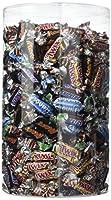 Tubo Miniatures Mix 296pcs - 3kg 4 variétés mini Twix, Mars, Snickers, Bounty