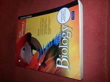 Miller & Levine Biology 013361476X Book Cover