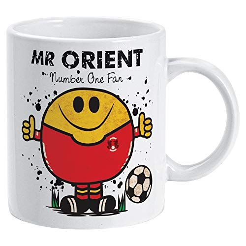 Mr Leyton Orient Mug - Gift Merchandise for Football Fan