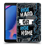 Head Case Designs Ride Hard Or Ride Home Live BMX Coque Dure pour l'arrière...