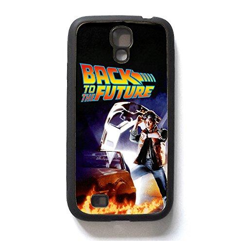 GPO Gruppe Retro Classic Filme Exklusive, McFly Martygeht, Samsung Galaxy S4 Motiv Zurück in die Zukunft Phonecase Hartschale aus Gummi