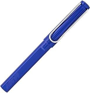 ラミー LAMY 万年筆 サファリ safari ブルー L14 ペン先サイズ:F (細字) カートリッジ・コンバーター両用式 青 [並行輸入品]