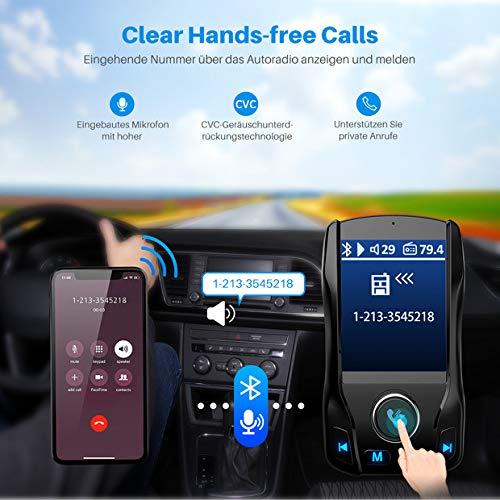 Omorc Bluetooth FM Transmitter - 2