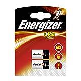 Energizer CR2 Bushnell V2 V3 V4 Jolt Slope Golf Rangefinder 3v Lithium Batteries [Pack of 2]