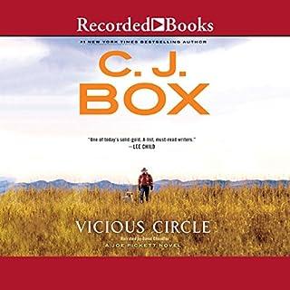 Page de couverture de Vicious Circle