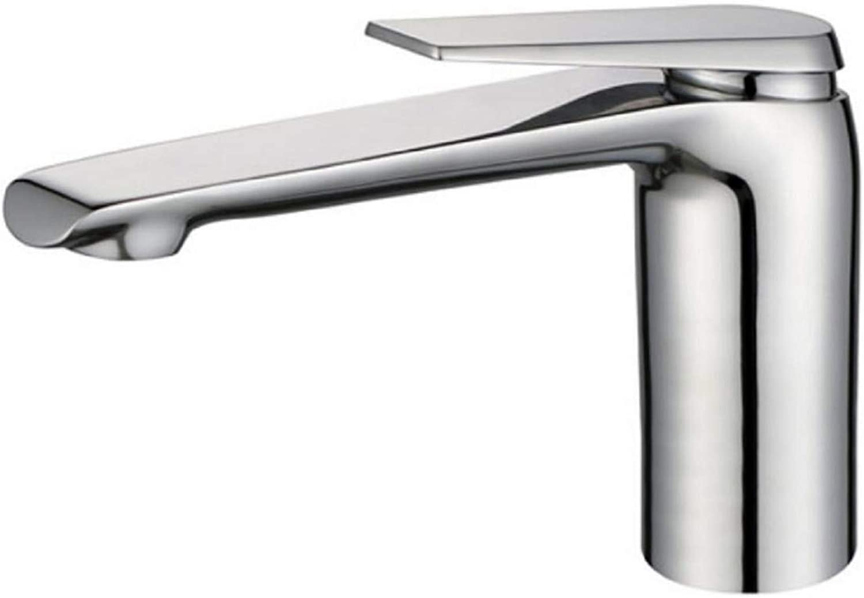 Bathroom Taps Basin Faucet Single Hole Bathroom Bathtub Hot and Cold Bathtub Washbasin Faucet Bathroom Sink Tap Basin Sink Mixer Tap