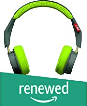 Plantronics BACKBEAT 505 Headset Grey/GREE (Renewed)