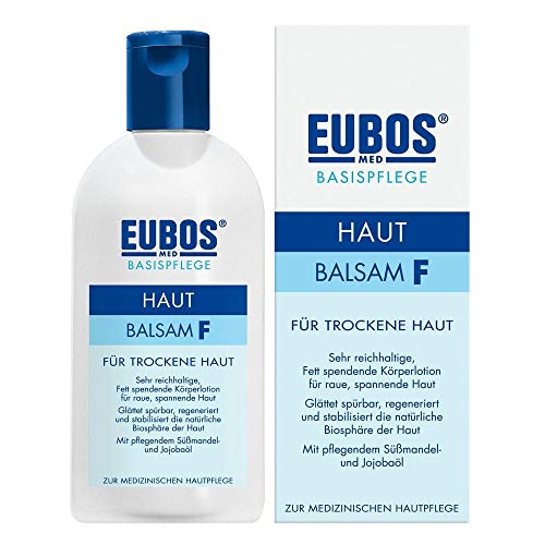 EUBOS Hautbalsam F Lotion, 200 ml Lotion