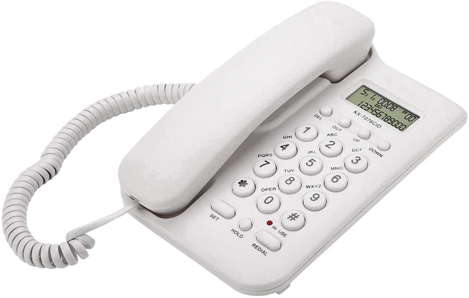 Brand Cheap Sale Venue Inexpensive Wired handset Wall Phone Desktop Home Hotel Of