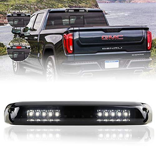 Sanzitop LED Third Brake Light Cargo Lamp Tail Light fit for 99-06 Chevrolet...