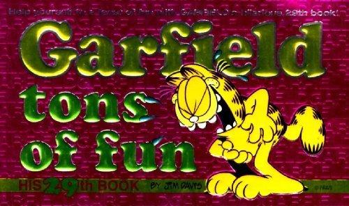 Garfield Tons of Fun by Davis, Jim (1996) Paperback