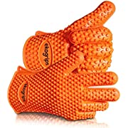 Ekogrips #1 Heat-Resistant Cooking Gloves | Leading Brand For Pitmasters | Designed In USA | 3 Sizes