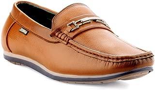 Zebra Men's Comfortable 100% s.Leather Formal Shoes