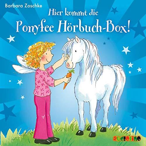 Ponyfee Hörbuch-Box